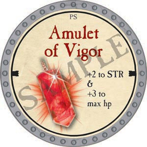 Amulet of Vigor - 2020 (Platinum)