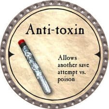 Anti-toxin (C) - 2007 (Platinum)