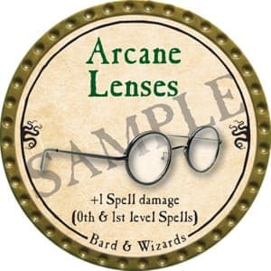 Arcane Lenses - 2016 (Gold)