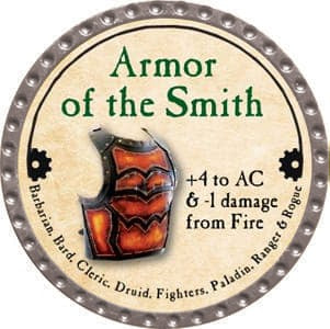 Armor of the Smith - 2013 (Platinum)