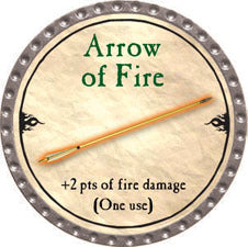 Arrow of Fire - 2010 (Platinum) - C37