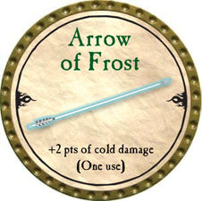 Arrow of Frost - 2010 (Gold) - C37