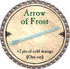 Arrow of Frost - 2010 (Platinum) - C37