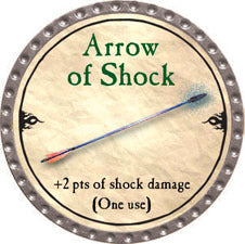 Arrow of Shock - 2010 (Platinum) - C49