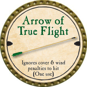 Arrow of True Flight - 2014 (Gold) - C49