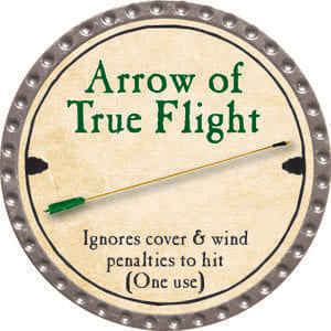 Arrow of True Flight - 2014 (Platinum) - C49
