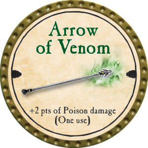 Arrow of Venom - 2014 (Gold)
