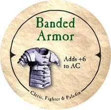 Banded Armor - 2005b (Wooden) - C37