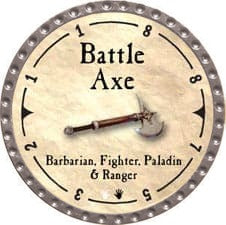 Battle Axe - 2007 (Platinum)