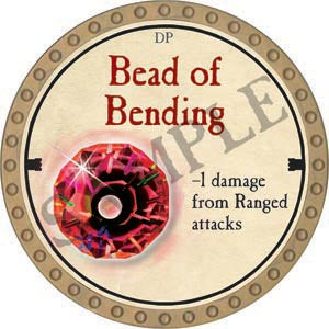 Bead of Bending - 2020 (Gold)