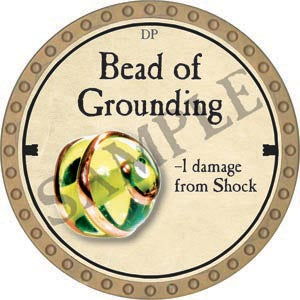 Bead of Grounding - 2020 (Gold)