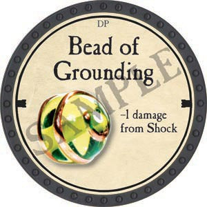 Bead of Grounding - 2020 (Onyx) - C37