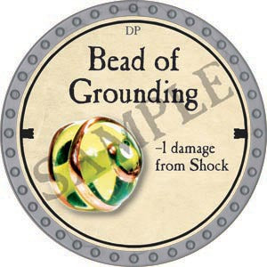 Bead of Grounding - 2020 (Platinum)