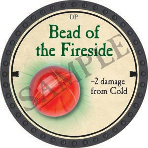 Bead of the Fireside - 2020 (Onyx) - C37