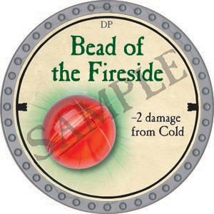 Bead of the Fireside - 2020 (Platinum)