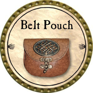 Belt Pouch - 2012 (Gold)