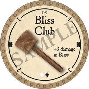 Bliss Club - 2018 (Gold)