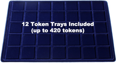 Token Traveler Bag - 12 Trays (included)