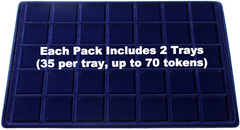Token Trays - 2 pack