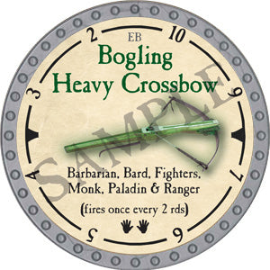 Bogling Heavy Crossbow - 2019 (Platinum)