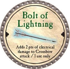 Bolt of Lightning - 2008 (Platinum)