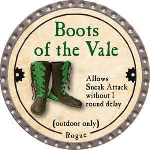 Boots of the Vale - 2013 (Platinum) - C37