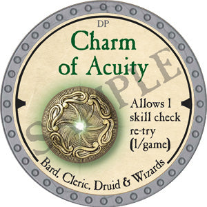Charm of Acuity - 2019 (Platinum)
