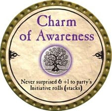 Charm of Awareness - 2010 (Gold)