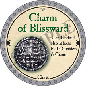 Charm of Blissward - 2018 (Platinum)