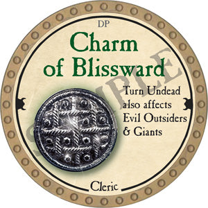 Charm of Blissward - 2018 (Gold)