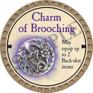 [2020 Preorder] Charm of Brooching - 2020 (Gold)