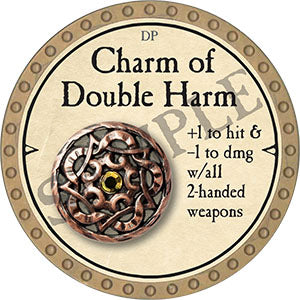 Charm of Double Harm - 2021 (Gold)