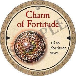 Charm of Fortitude - 2019 (Gold)
