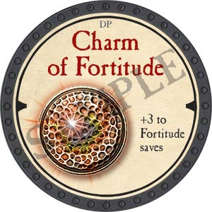 Charm of Fortitude - 2019 (Onyx) - C007