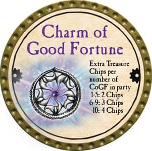 Charm of Good Fortune - 2013 (Gold) - C1