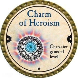 Charm of Heroism - 2013 (Gold) - C69