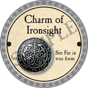 Charm of Ironsight - 2017 (Platinum)