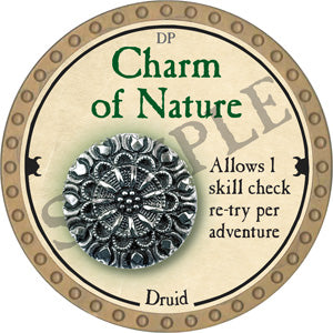 Charm of Nature - 2018 (Gold)