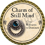 Charm of Still Mind - 2016 (Gold)