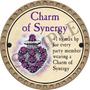 Charm of Synergy - 2017 (Gold) - C1