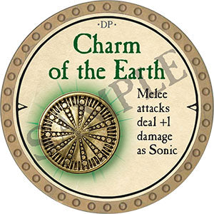 Charm of the Earth - 2021 (Gold) - C3
