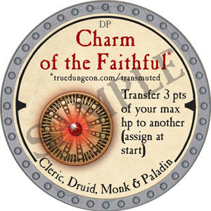Charm of the Faithful - 2019 (Platinum)