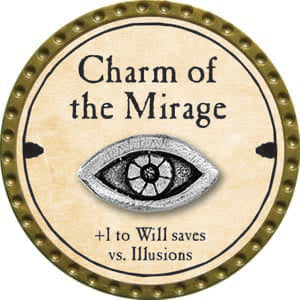 Charm of the Mirage - 2014 (Gold)