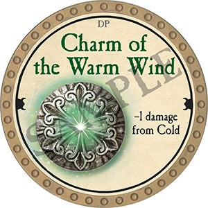 Charm of the Warm Wind - 2018 (Gold) - C22