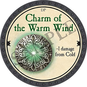 Charm of the Warm Wind - 2018 (Onyx) - C22