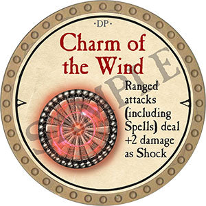 Charm of the Wind - 2021 (Gold) - C3