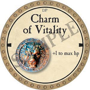 Charm of Vitality - 2020 (Gold)