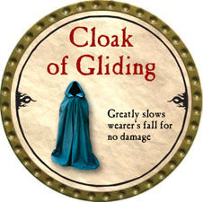 Cloak of Gliding - 2010 (Gold) - C37