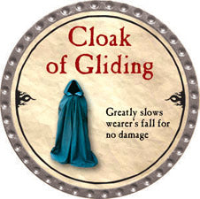 Cloak of Gliding - 2010 (Platinum) - C37