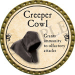 Creeper Cowl - 2016 (Gold)